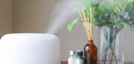 空間除菌のため加湿器に次亜塩素酸水を入れて使用する方法と注意する事