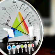ウイルス対策で知っておきたい、温度と湿度の関係について